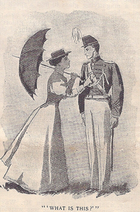 Victorian Romance: West Point Wooing