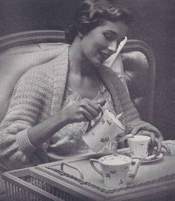 Free Bed Jacket And Shrug Pattern To Knit Or Crochet Crochet And