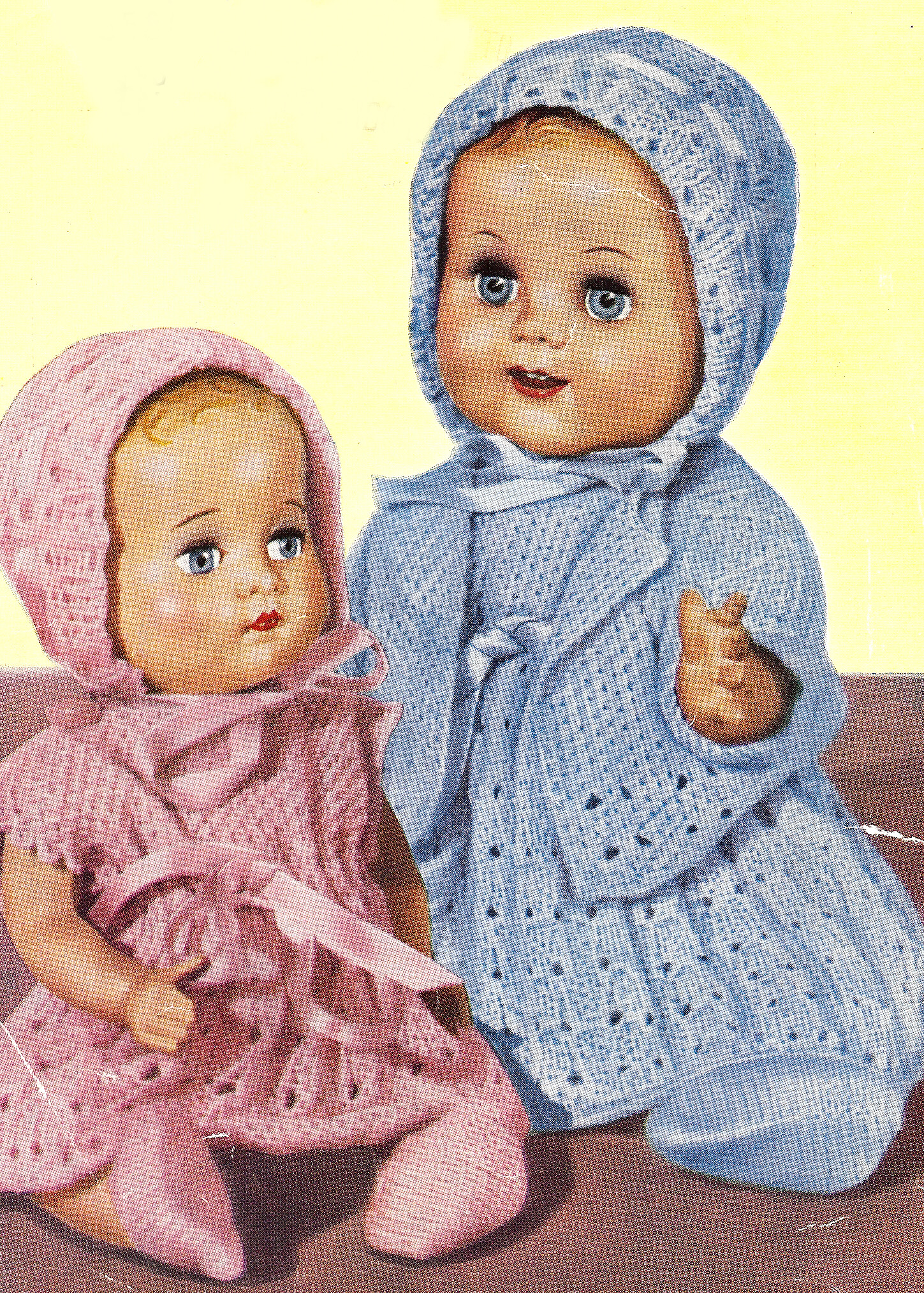 Fantastic Knit Doll Clothes Patterns Image Collection - Sewing ...