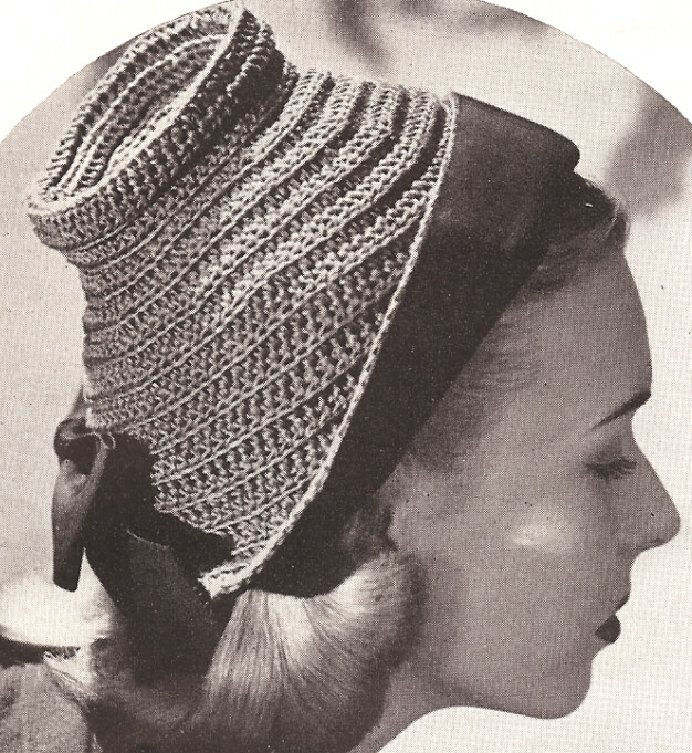 Crochet Woman's Cloche Hat E-pattern PM - PatternMart.com