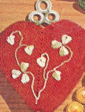 Crochet Pattern Central - Free Hearts Crochet Pattern Link