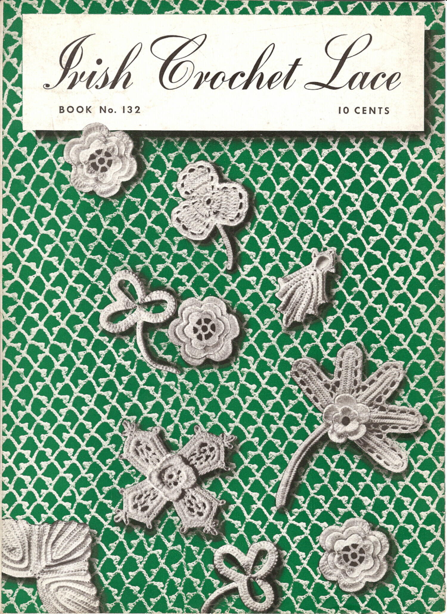 Irish crochet flower pattern manet for vintage antique irish crochet flowers motifs patterns dt1010fo