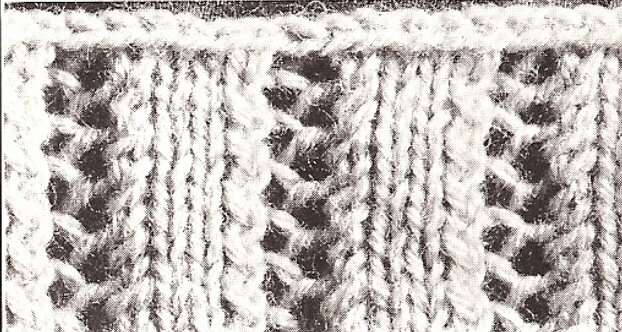 How to Knit & Crochet Illustrated Steps Basic & Fancy Stitches Knitte...