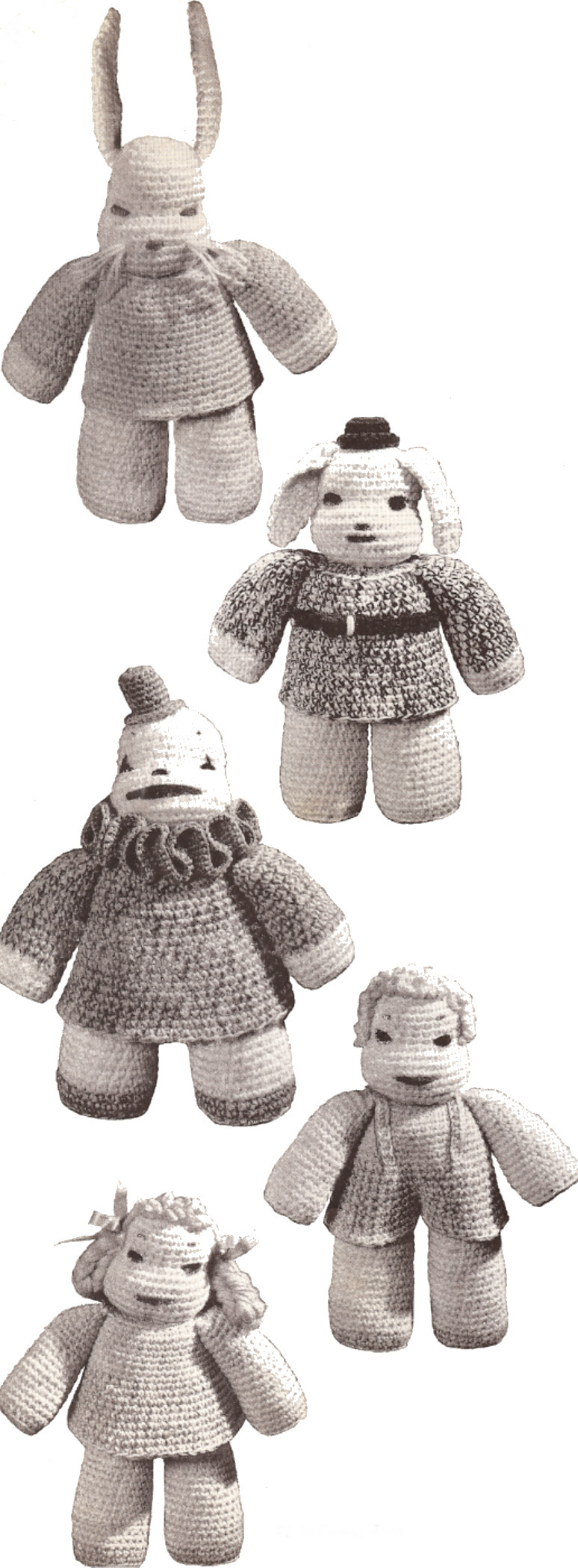 Free Crochet Patterns for Toys - LoveToKnow: Advice women can trust