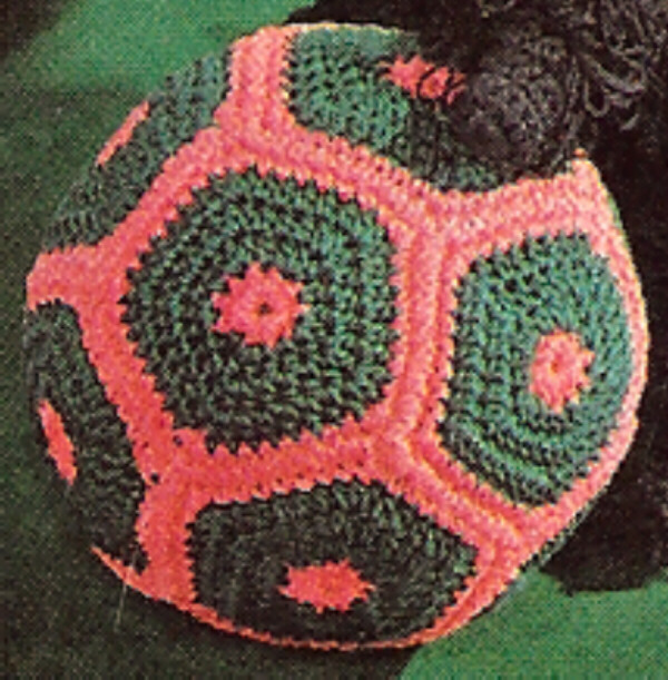 Soccer Ball Knitting Pattern : FREE CROCHET PATTERN SOCCER BALL Crochet Tutorials