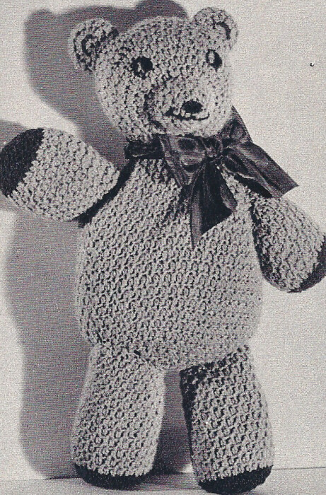 Teddy Bear Patterns For Free, To Crochet, Knit And Sew | Shirts